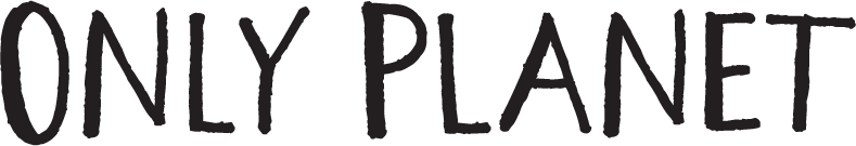 Only Planet logo